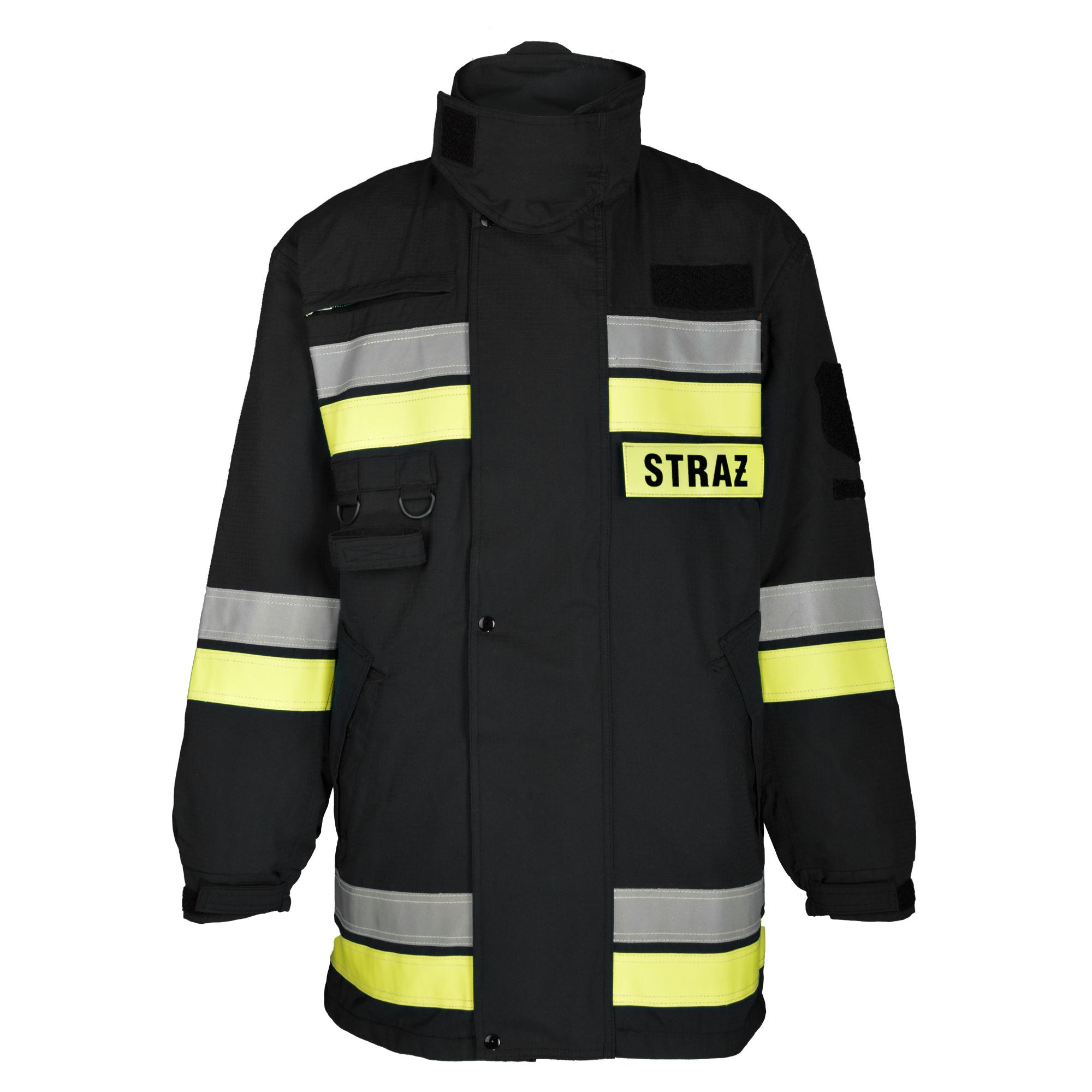 Firefighter Special Uniform PLATINUM